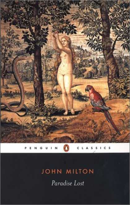 Bestsellers (2007) - Paradise Lost (Penguin Classics) by John Milton