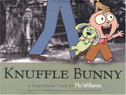 Bestsellers (2007) - Knuffle Bunny (Bccb Blue Ribbon Picture Book Awards (Awards))