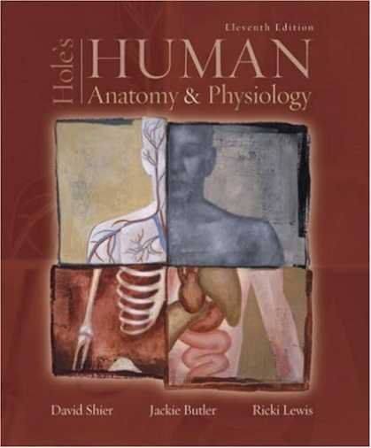 Bestsellers (2007) - Hole's Human Anatomy & Physiology by David N. Shier