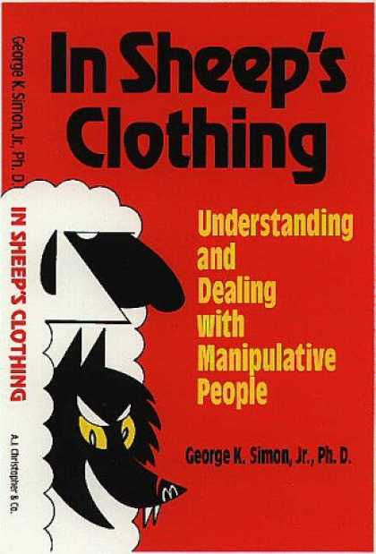 Bestsellers (2007) - In Sheep's Clothing: Understanding and Dealing with Manipulative People by Georg