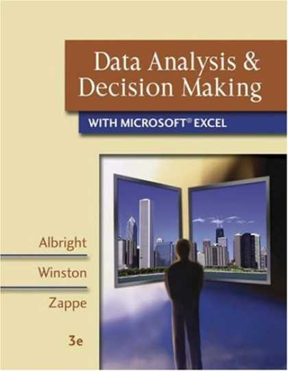 Bestsellers (2007) - Data Analysis and Decision Making with Microsoft Excel (with CD-ROM, InfoTrac ,