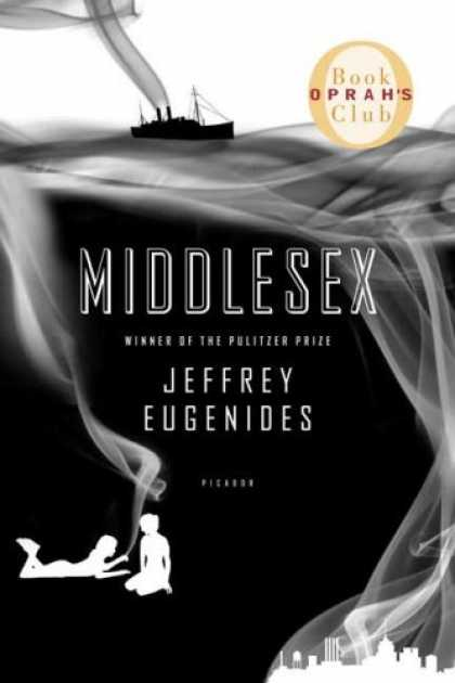 Bestsellers (2007) - Middlesex: A Novel (Oprah's Book Club) by Jeffrey Eugenides