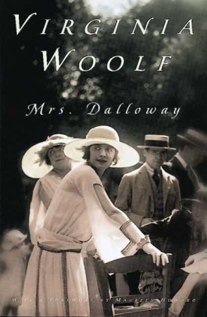 Bestsellers (2007) - Mrs. Dalloway by Virginia Woolf