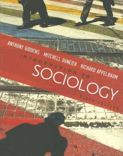 Bestsellers (2007) - Introduction to Sociology, Sixth Edition by Anthony Giddens