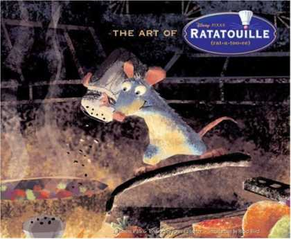 Bestsellers (2007) - The Art of Ratatouille by Karen Paik
