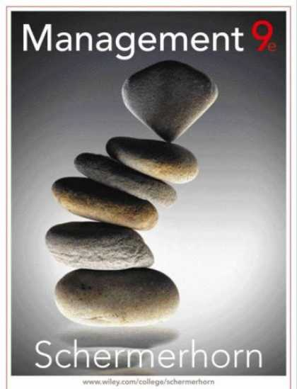 Bestsellers (2007) - Management by John Schermerhorn