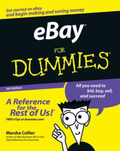 Bestsellers (2007) - eBay For Dummies (For Dummies (Computer/Tech)) by Marsha Collier