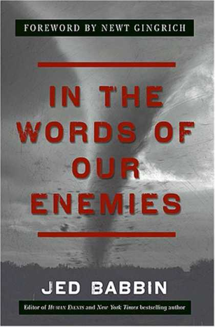 Bestsellers (2007) - In the Words of Our Enemies by Jed Babbin