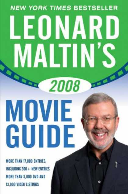 Bestsellers (2007) - Leonard Maltin's Movie Guide 2008 (Leonard Maltin's Movie Guide) by Leonard Malt