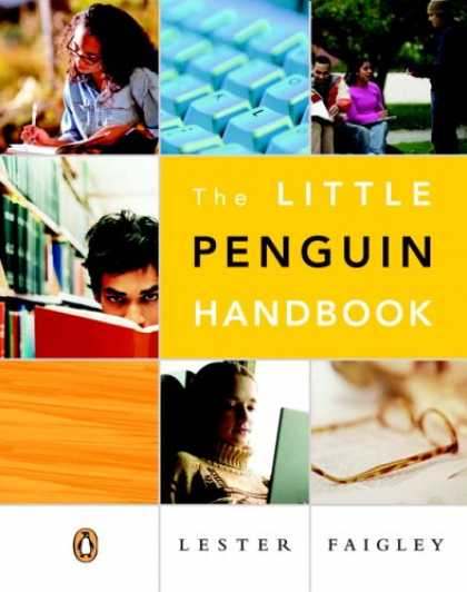 Bestsellers (2007) - The Little Penguin Handbook by Lester Faigley