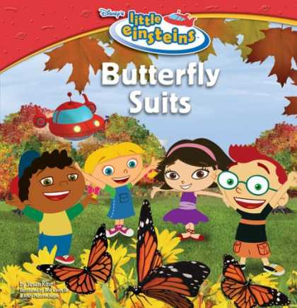 Bestsellers (2007) - Disney's Little Einsteins: Butterfly Suits (Disney's Little Einsteins) by Marcy