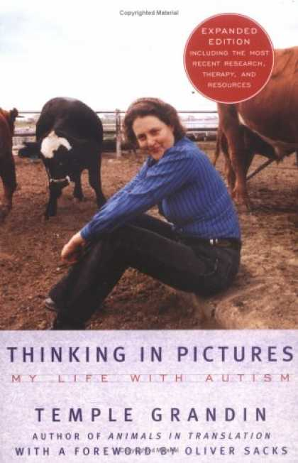 Bestsellers (2007) - Thinking in Pictures, Expanded Edition: My Life with Autism by Temple Grandin