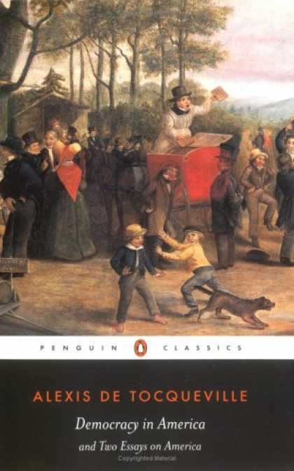 Bestsellers (2007) - Democracy in America (Penguin Classics) by Alexis de Tocqueville