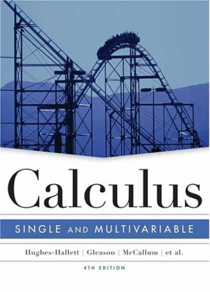 Bestsellers (2007) - Calculus: Single and Multivariable by Deborah Hughes-Hallett