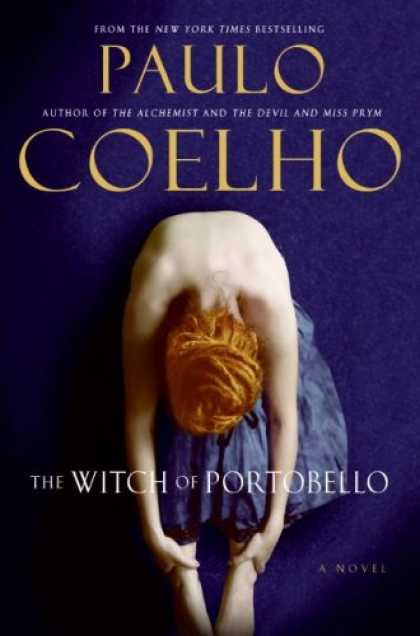 Bestsellers (2007) - The Witch of Portobello by Paulo Coelho