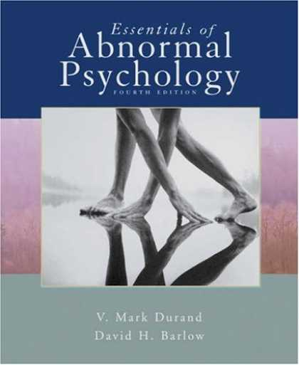 Bestsellers (2007) - Essentials of Abnormal Psychology (with CD-ROM) by V. Mark Durand