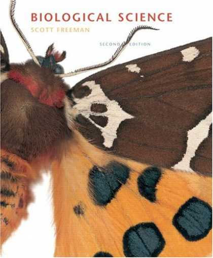 Bestsellers (2007) - Biological Science (2nd Edition) by Scott Freeman