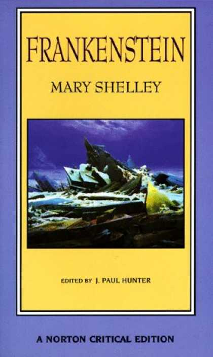 Bestsellers (2007) - Frankenstein (Norton Critical Editions) by Mary Wollstonecraft Shelley