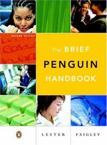 Bestsellers (2007) - The Brief Penguin Handbook by Lester Faigley
