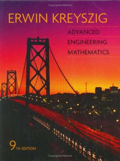 Bestsellers (2007) - Advanced Engineering Mathematics by Erwin Kreyszig