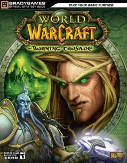 Bestsellers (2007) - World of Warcraft: The Burning Crusade Official Strategy Guide (World of Warcraf