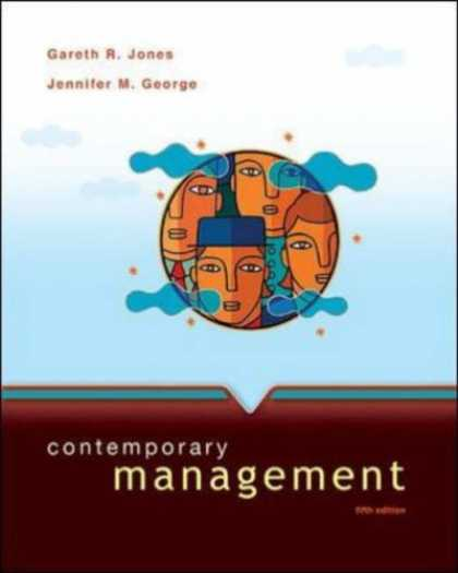 Bestsellers (2007) - Contemporary Management by Gareth R Jones