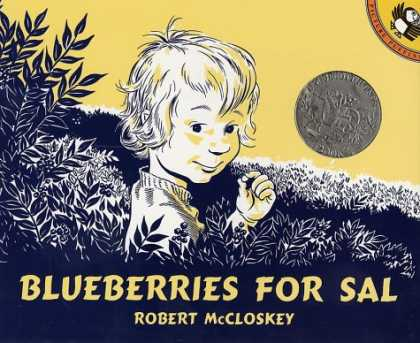 Bestsellers (2007) - Blueberries for Sal (Picture Puffins) by Robert McCloskey