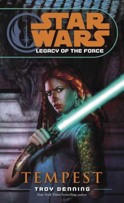 Bestsellers (2007) - Tempest (Star Wars: Legacy of the Force, Book 3) by Troy Denning