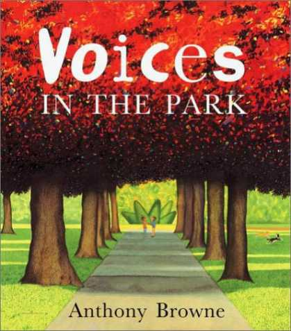 Bestsellers (2007) - Voices in the Park by DK Publishing