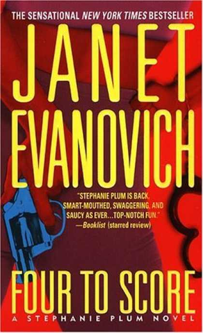 Bestsellers (2007) - Four To Score (A Stephanie Plum Novel) by Janet Evanovich
