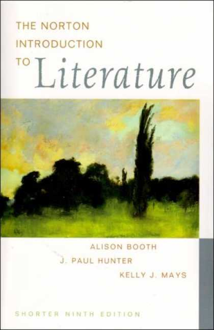 Bestsellers (2007) - The Norton Introduction to Literature (Shorter Edition)