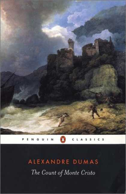 Bestsellers (2007) - The Count of Monte Cristo (Penguin Classics) by Alexandre Dumas père