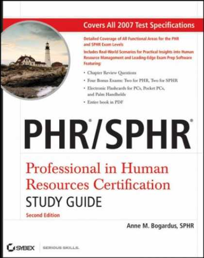 Bestsellers (2007) - PHR/SPHR: Professional in Human Resources Certification Study Guide by Anne M. B