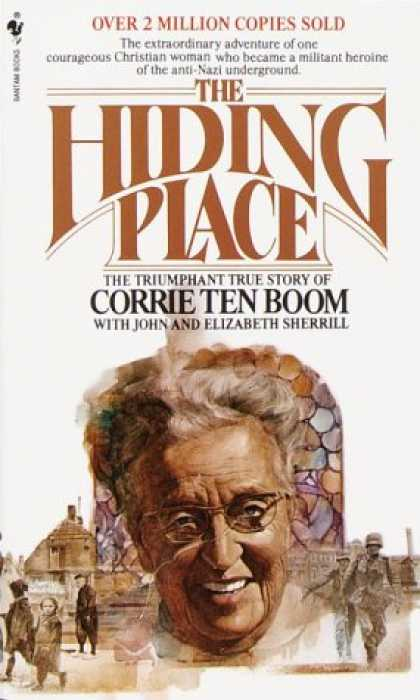 Bestsellers (2007) - The Hiding Place by Corrie Ten Boom