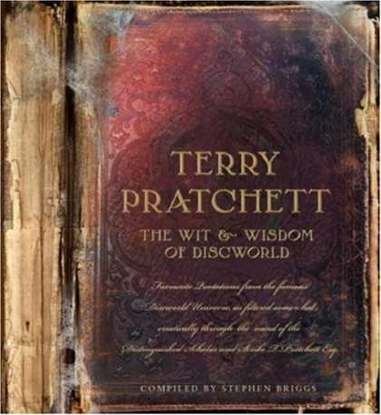 Bestsellers (2007) - The Wit and Wisdom of Discworld (Discworld Novels) by Terry Pratchett