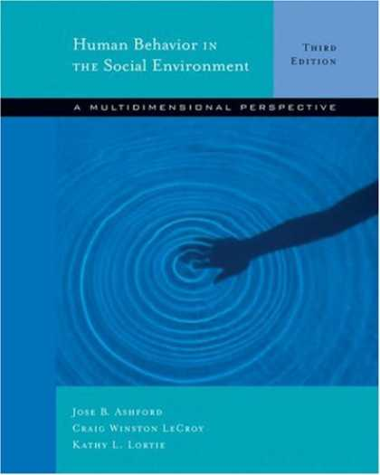 Bestsellers (2007) - Human Behavior in the Social Environment: A Multidimensional Perspective (with I