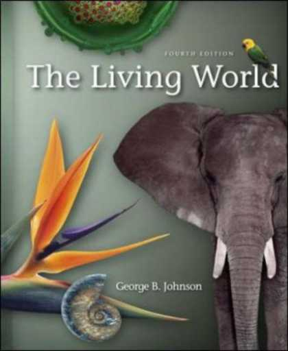 Bestsellers (2007) - The Living World, 4th Edition by George B Johnson