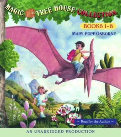 Bestsellers (2007) - The Magic Tree House: Books 1-8 (Osborne, Mary Pope. Magic Tree House Series (Ne