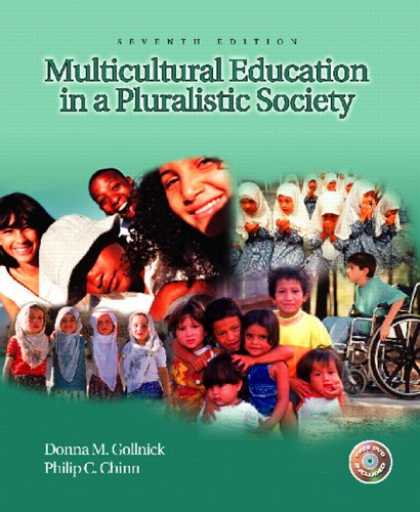 Bestsellers (2007) - Multicultural Education in a Pluralistic Society & Exploring Diversity Package (