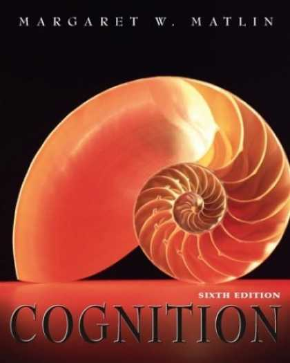 Bestsellers (2007) - Cognition by Margaret W. Matlin