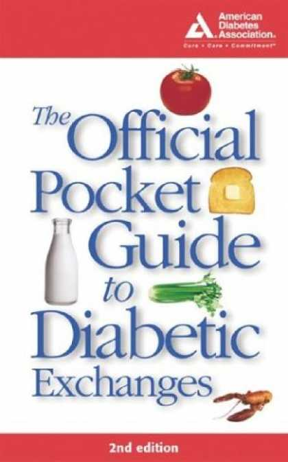 Bestsellers (2007) - The Official Pocket Guide to Diabetic Exchanges by American Diabetes Association