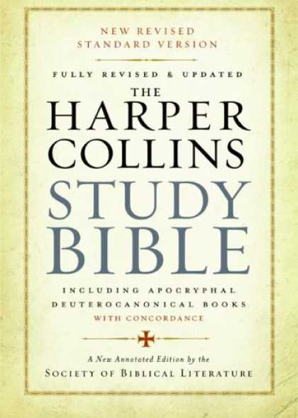 Bestsellers (2007) - The HarperCollins Study Bible: Fully Revised & Updated by Harold W. Attridge