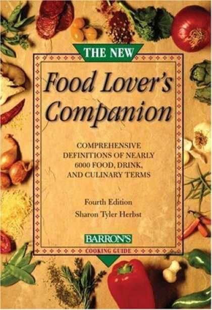 Bestsellers (2007) - The New Food Lover's Companion by Sharon Tyler Herbst
