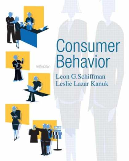 Bestsellers (2007) - Consumer Behavior (9th Edition) by Leon Schiffman