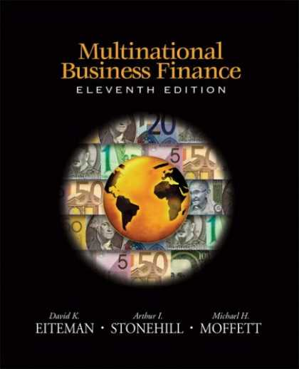 Bestsellers (2007) - Multinational Business Finance (11th Edition) (The Addison-Wesley Series in Fina