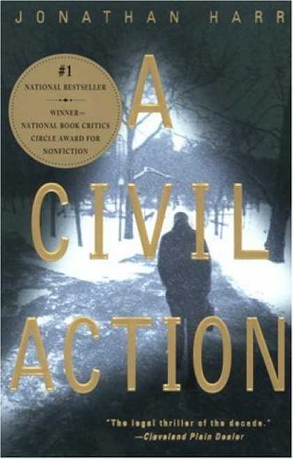 Bestsellers (2007) - A Civil Action (Vintage Books) by Jonathan Harr
