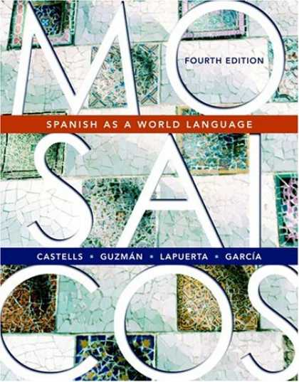 Bestsellers (2007) - Mosaicos: Spanish as a World Language (4th Edition) (Mosaicos) by Matilde Olivel