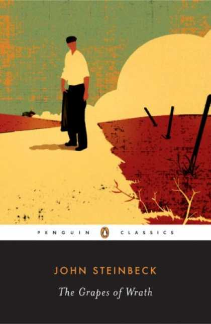 Bestsellers (2007) - The Grapes of Wrath (Penguin Classics) by John Steinbeck