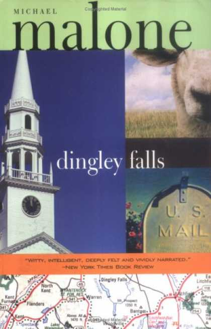 Bestsellers (2007) - Dingley Falls by Michael Malone