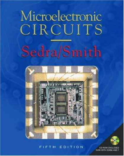 Bestsellers (2007) - Microelectronic Circuits: includes CD-ROM (The Oxford Series in Electrical and C